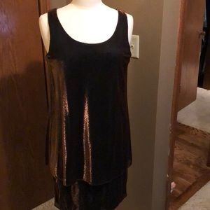 Patra Dresses - Two piece evening dress